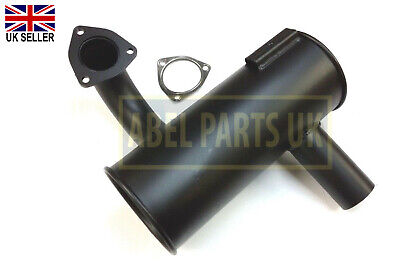 EXHAUST SILENCER  PROJECT 12 NON TURBO JCB PARTS PART NO. 123//07868