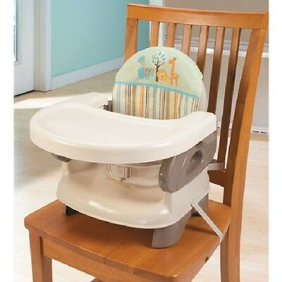 Portable Infant Feeding Seat High Chair Toddler Travel Folding Booster Seating