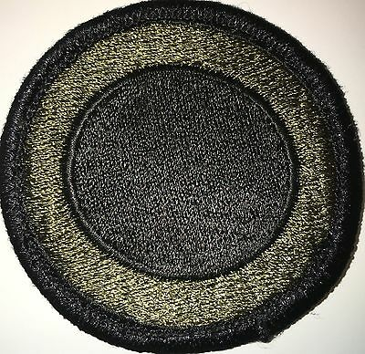 Us Army Od Subdued 1St Corps Patch Used (A13)