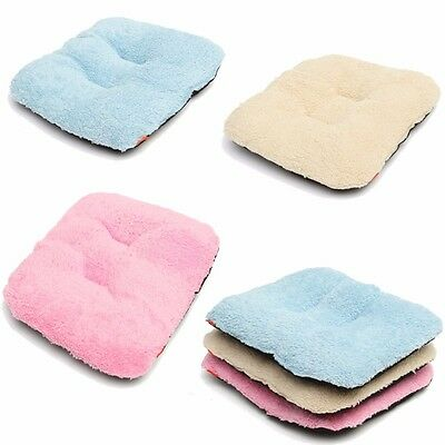 Ultra Soft Pets Dogs Cats Bed Kennel Pillow Puppy Cushion Sofa Blanket