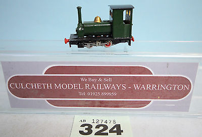 KIT BUILT 'HOe/009' NARROW GAUGE STEAM LOCO ARNOLD CHASSIS #324