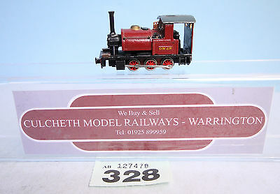 KIT BUILT 'HOe/009' NARROW GAUGE 0-6-0 'OWEN' STEAM LOCO FFESTINIOG RAILWAY #328
