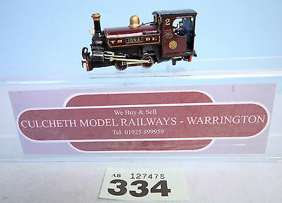KIT BUILT 'HOe/009' NARROW GAUGE 'IONA' LOCO IBERTREN CHASSIS #334
