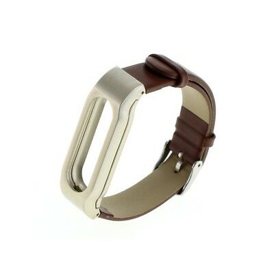 Artificial leather belt with metal frame for Xiaomi Mi ON2093-C AT