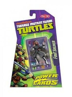 Turtles Power Cards with figure 2x5 foot solid -
