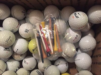 62 Golf Ball, Some Excellent Condition, 3 Base Ball, Mixed brand All In Photo