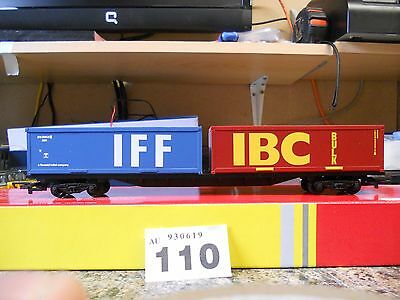 Hornby Container Wagon  (R6425) (Grade A) (110)