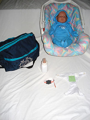 RealCare Baby think it over realcare baby II 2 PLUS White Caucasian Male