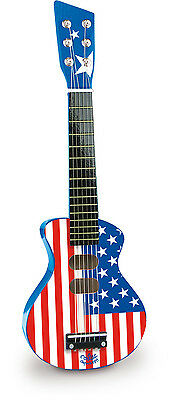 Guitare De Rock Usa    -    Ref Vil8333
