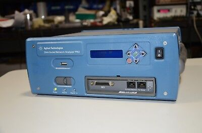 Agilent Distributed Network DNA Pro Analyzer 201 003 J6803A J6830A