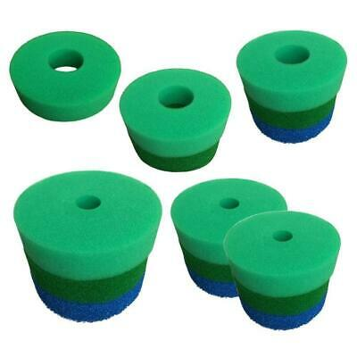 Hozelock Bioforce Compatible Filter Foam Sets for Pond Filters (All Models)