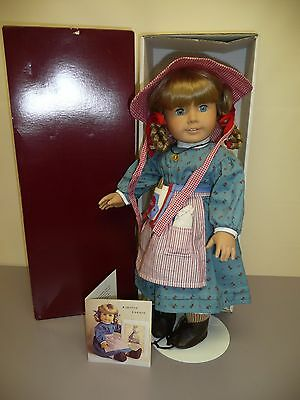 Pleasant Company American Girl Kirsten MIB 1986 Made in Germany Excellent Condit