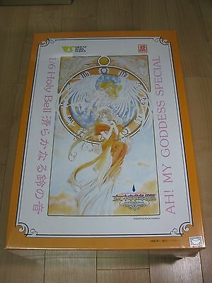 Volks Original Resin Model Kit Belldandy Holy Bell 1/6 Ah My Goddess