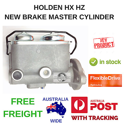 Holden Hx Hz Monaro Kingswood Premier Statesman New Disc Brake Master Cylinder