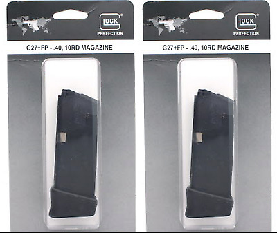 Glock g27fp 10rd magazine 40 sw g27fp 10rd retail packaging two glock g27fp 10rd magazine 40 sw g27fp 10rd retail packaging publicscrutiny Images