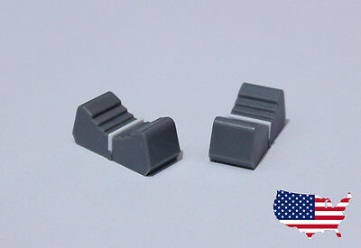 Mixer Slider Fader Caps Knob set 2 Studio Hobby 8mm shaft