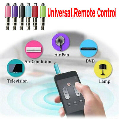Universal Protable Mini IR Infrared Remote Control TV STB DVD Air Conditioner