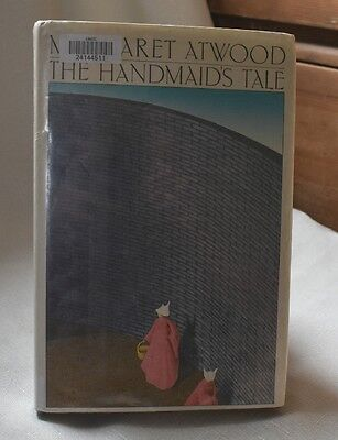 The Handmaid's Tale By Margaret Atwood 1986 1st/HC/DJ