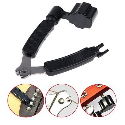 3 in 1 Planet Waves Pro Winder String Winder Cutter For Guitar Banjo Mandolin