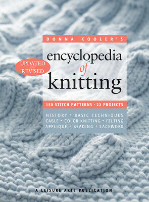 Leisure Arts LA-5747 -Encyclopedia Of Knitting Revised