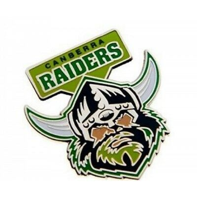 Canberra Raiders Official NRL Logo Lapel Tie Pin FREE POST