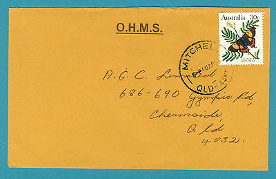 Mitchell O.H.M.S. Cover