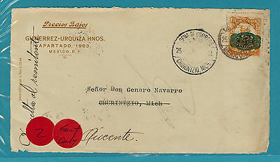Mexico - USA (Front Only) Cover