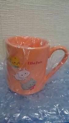Disney Store The Aristocats Marie Toulouse Berlioz Mug Cup TSUM TSUM JAPAN NEW