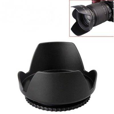 HOT 49mm Flower Shape Petal Lens Hood for Canon Nikon Sony Pentax DSLR Camera