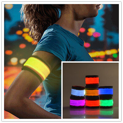 Led Glow Sticks Bracelets Necklaces Neon Colours Party Favors Rave Disco Sports