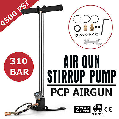 Luftpumpe AIR GUN FILLING PUMP PCP AIRGUNS CHARGER 4500PSI FREE SHIPPING PRO