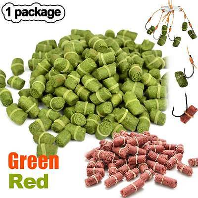 1 Bag Fishing Smell Grass Carp Baits Lure Formula Insect Particle Rods Tool Kit