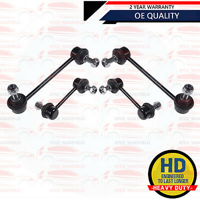 For Mazda 6 Gh 1.8 2.0 2.2 Front Rear Anti Roll Bar Stabiliser Drop Links Hd Set