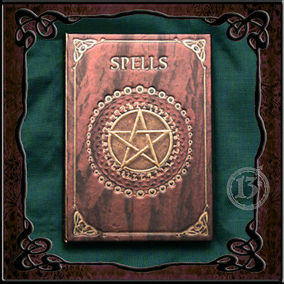 Spell Book Red
