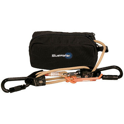 BlueWater Ropes Technora 4:1 Mini-Haul Kit