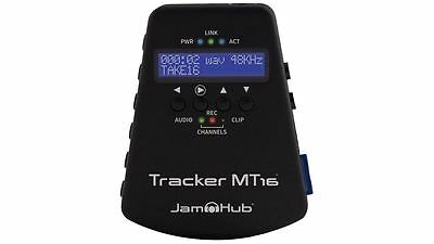 NEW JamHub Tracker MT16 Multitrack Recorder - Jam-Hub MT-16