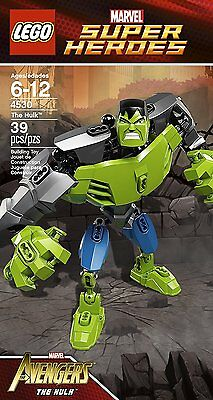 New LEGO Super Heroes Marvel Universe The Hulk 4530 Complete in Box Sealed