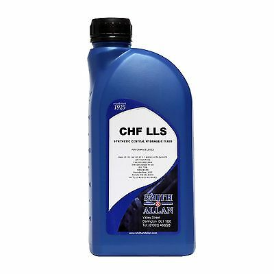 CHF Synthetic Central Hydraulic Fluid Power Steering CHF11S CHF202 1 Litre 1L