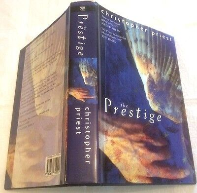 Christopher Priest The Prestige First Ed in D/J 1995