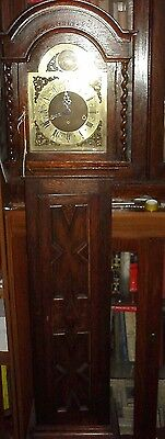 8 Day Grandmother Clock Westminster Chime