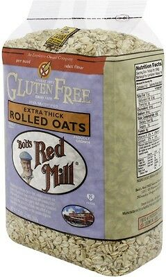 Bob's Red Mill Gluten Free Extra Thick Rolled Oats 32 oz
