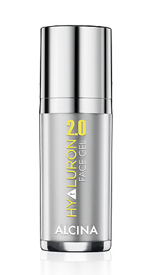 Alcina Hyaluron 20 Face Gel Gesichts Fluid 30 Ml Eur 1995