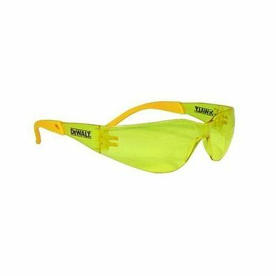 DeWalt DPG54-4D Protector Yellow Safety Glasses