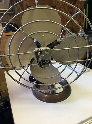 Emerson Electric vintage metal fan