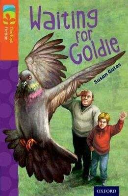 Oxford Reading Tree Treetops Fiction: Level 13: Waiting for Goldie by Susan...