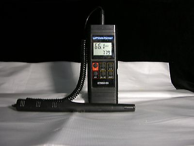 Cole Palmer hand held Relative Humidity- Temperature Meter 37950-03