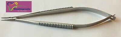 Micro Castroviejo Needle Holder Dental Surgical Instruments, 18cm.