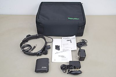 Welch Allyn 49000 Solid State Procedure Headlight System 75200, 74180, 49020 NIB