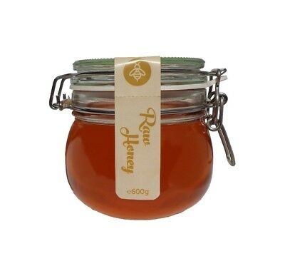 100% Pure Raw Wildflower Honey (Harvested in 2016) - 454g