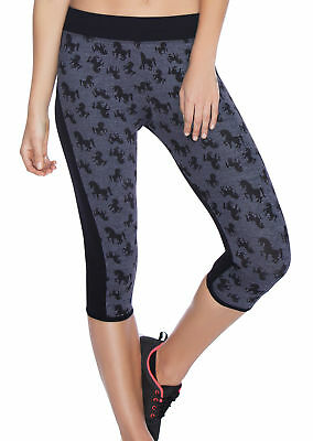 NEW Womens Lorna Jane Activewear   Enchanted 3/4 Tight